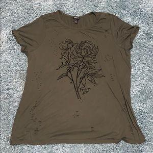 Torrid 2x t-shirt
